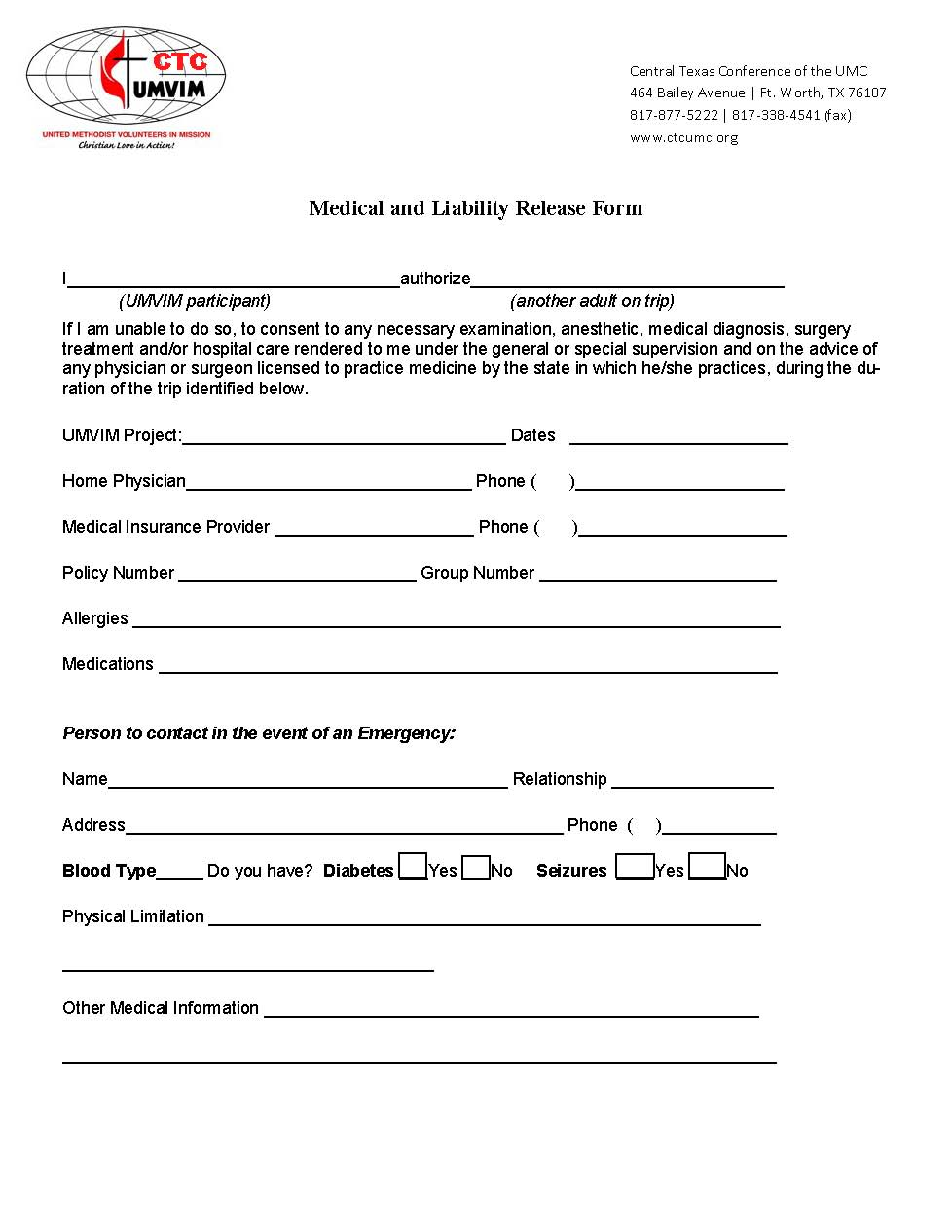 tattoo release form template - forms general liability release medical tattoo